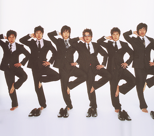 We Are SHINHWA !!!